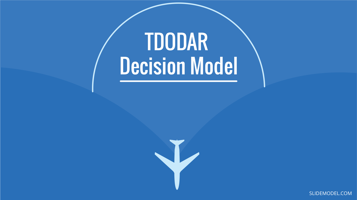 TDODAR Decision Model for Making Difficult Decisions Under Pressure PowerPoint Template