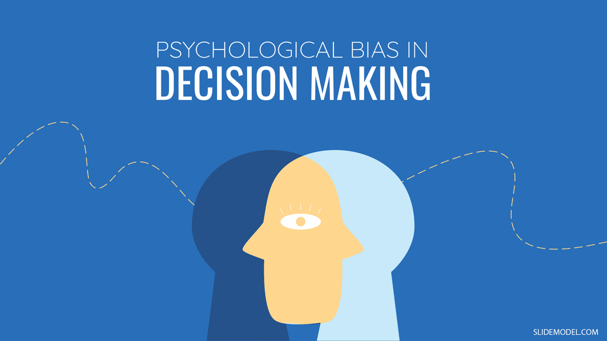 Psychological Biases to Avoid When Decision-Making in Business PPT Template