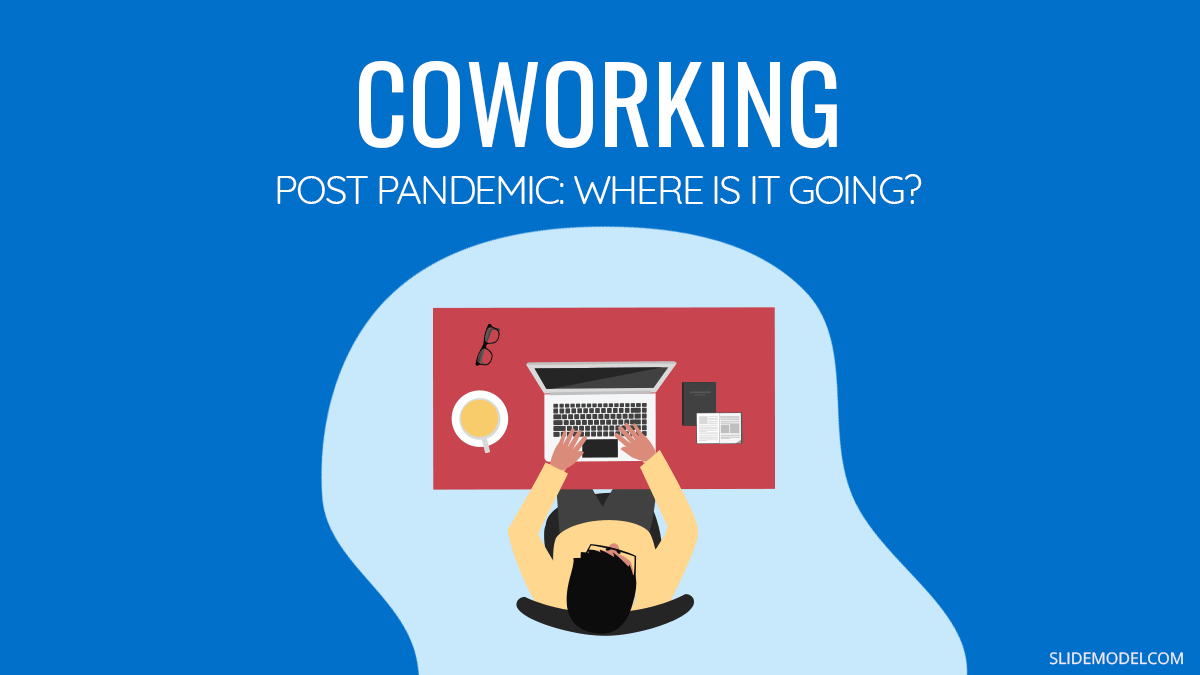 Coworking Post Pandemic PPT Template