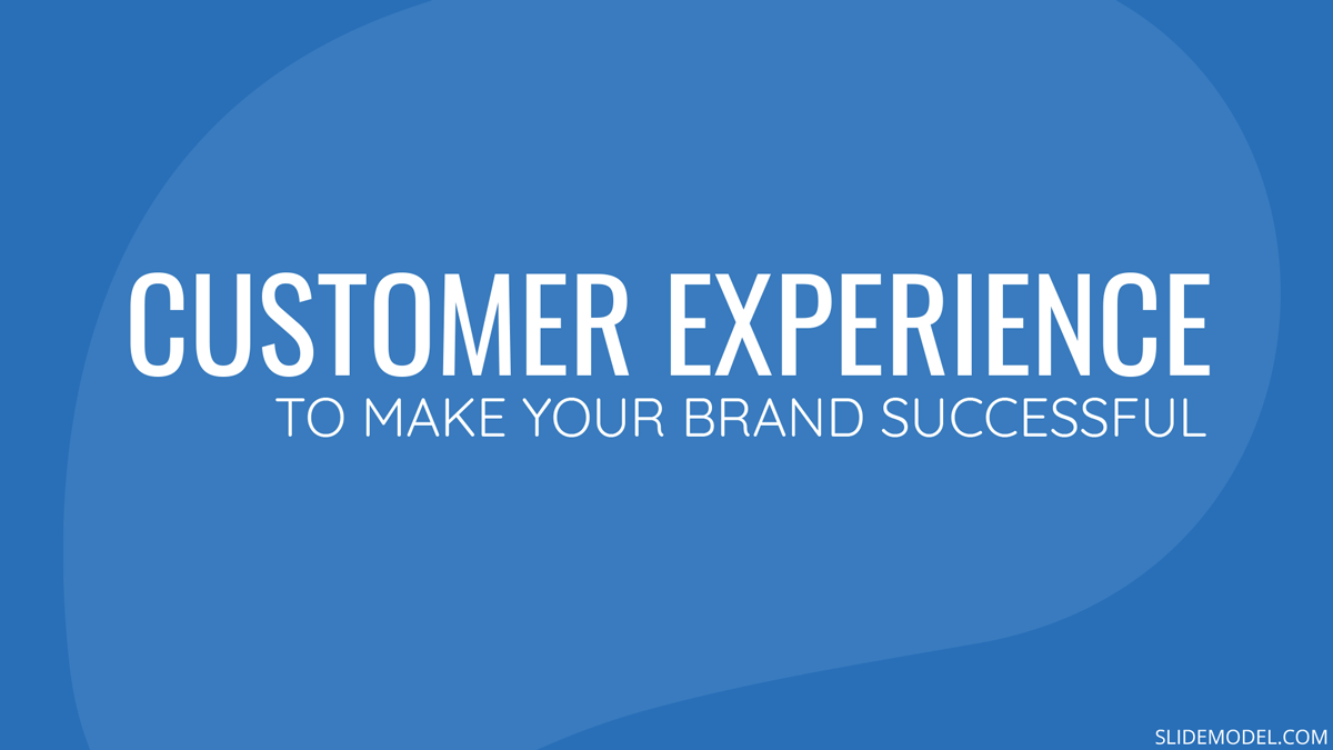How Customer Experience can Make Your Brand Successful PPT Template