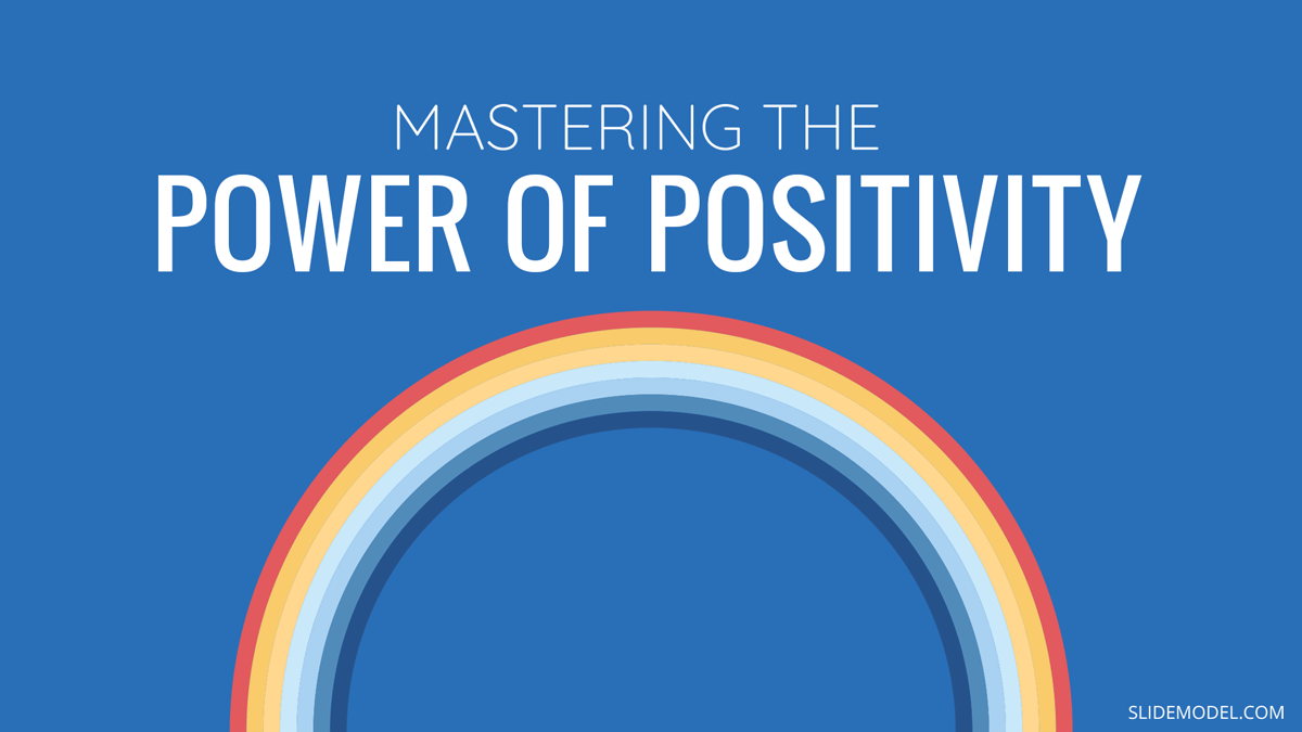 Mastering the Power of Positivity   SlideModel