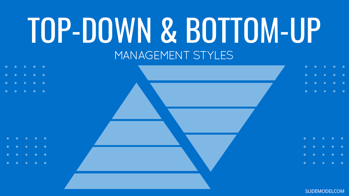 Top Down and Bottom Up Management Styles