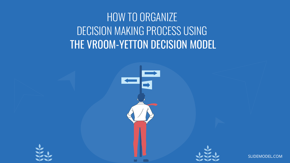 How to Organize Decision Making Process using the Vroom-Yetton Decision Model PPT Template
