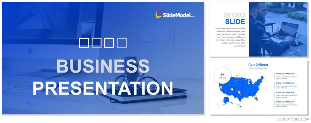 PPT Business Presentation Theme