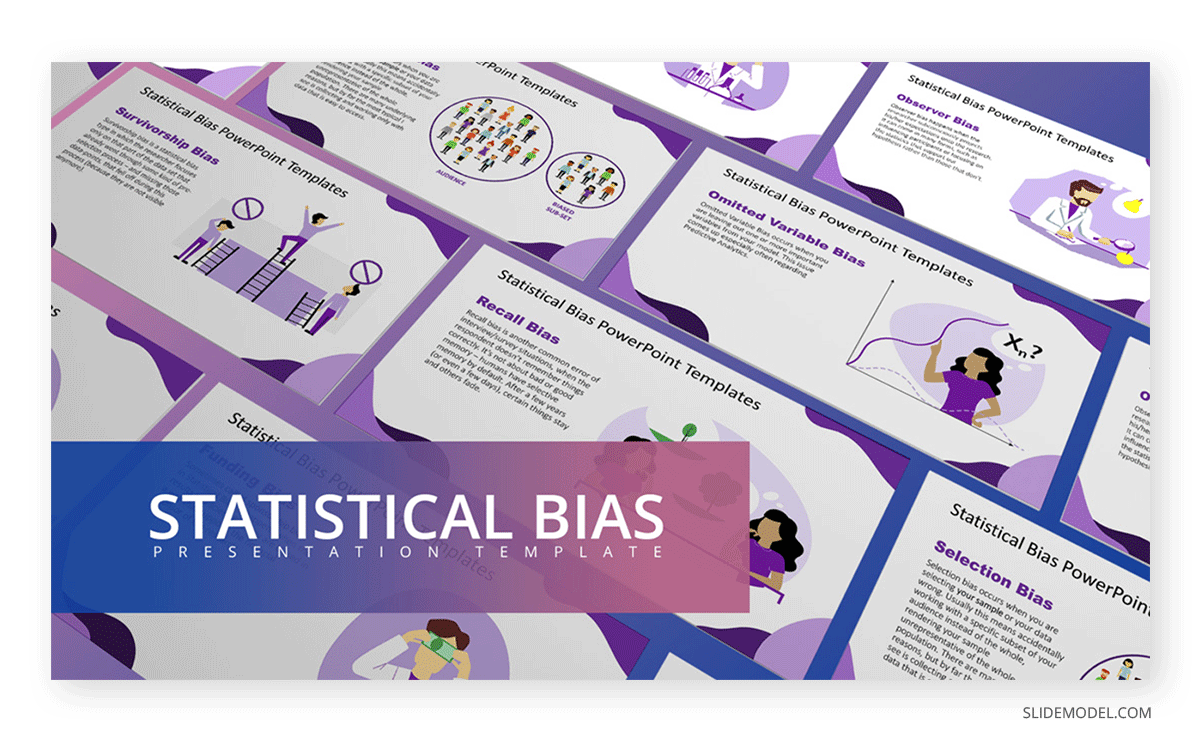 Statistical Bias PowerPoint Template