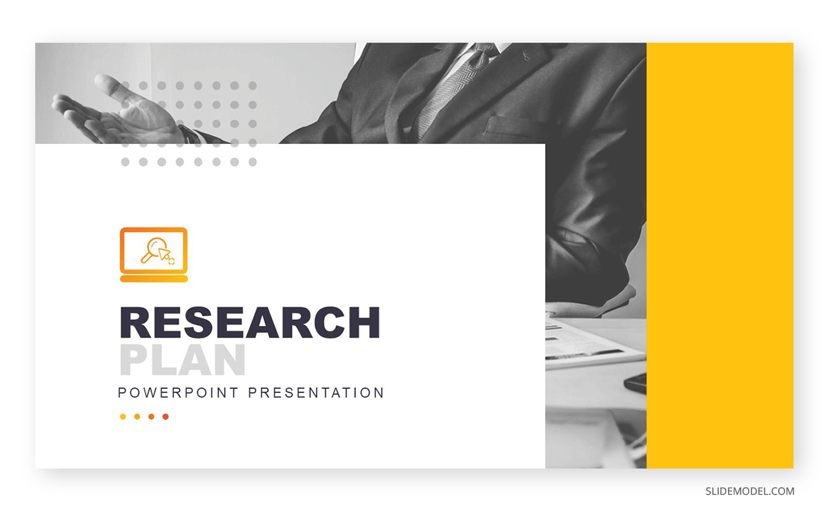 Research Plan PPT Template