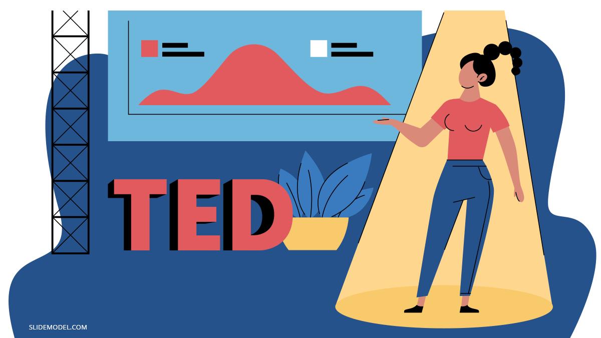 TED Talk Slides PPT Template