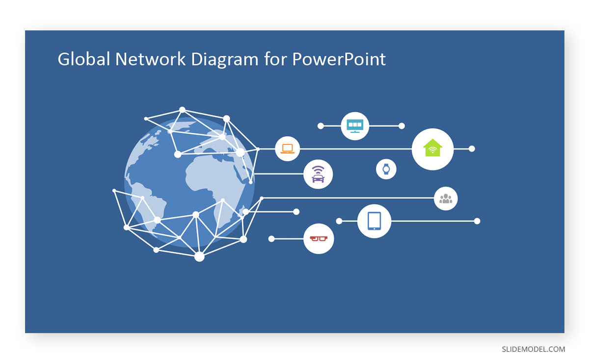 Millenials Career Network PPT Template