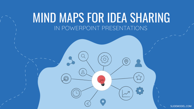 Using Mind Maps To Share Ideas in PowerPoint Presentations