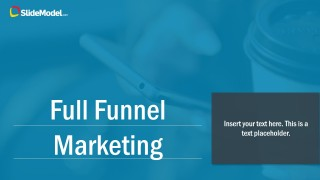PPT Slide Introduction Full Funnel Marketing