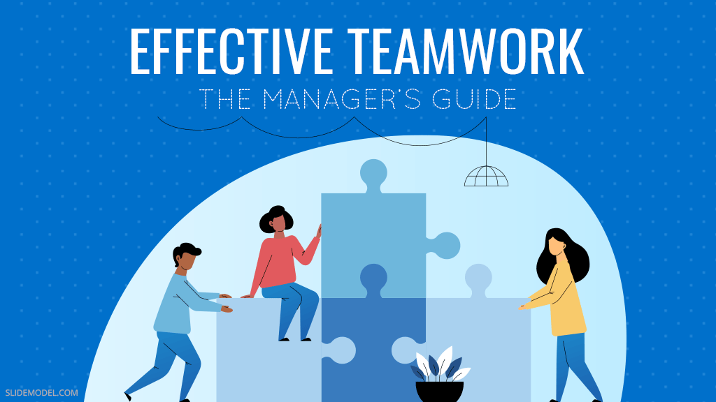 What Is Teamwork PPT Template