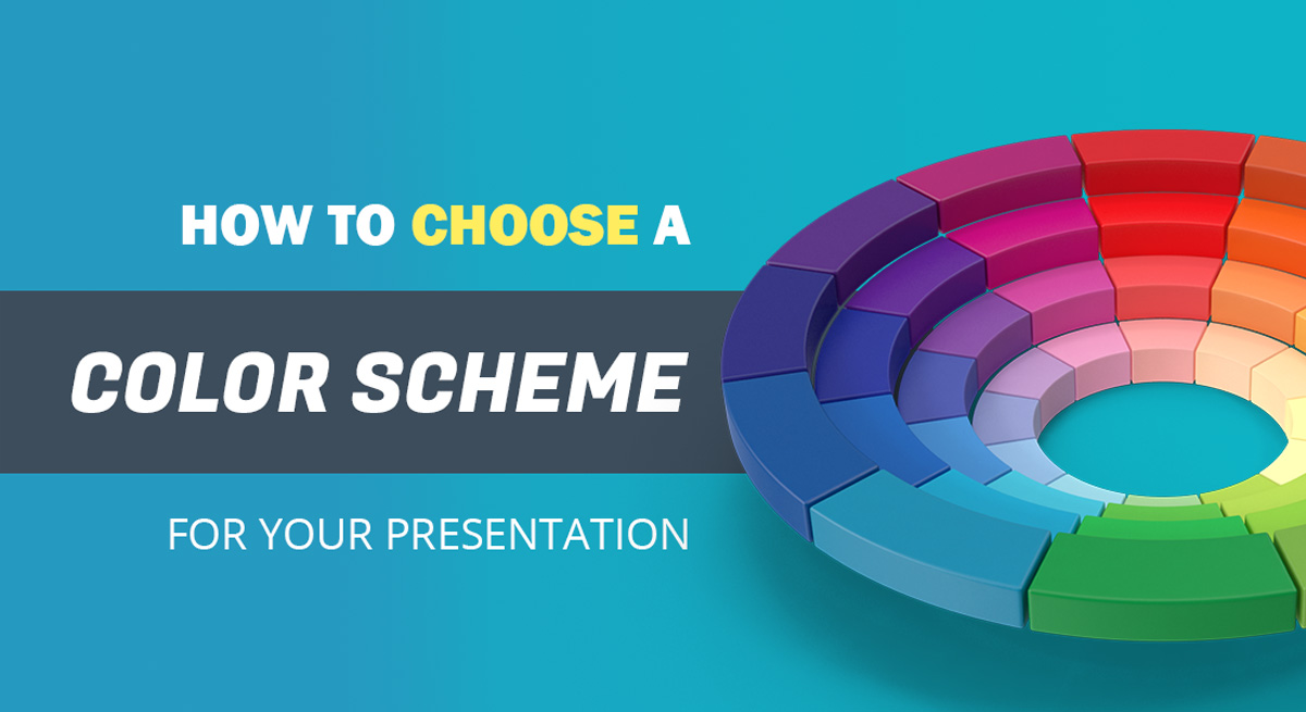 How To Choose The Color Scheme For A Point Presentation