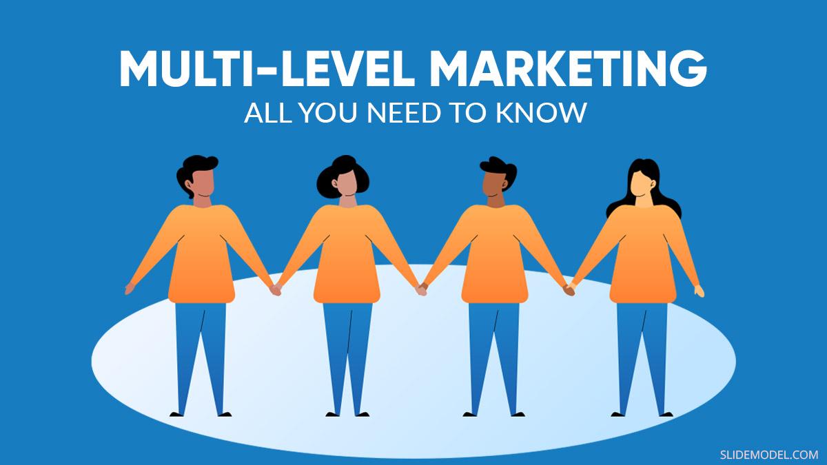 Multi-level Marketing PowerPoint Template