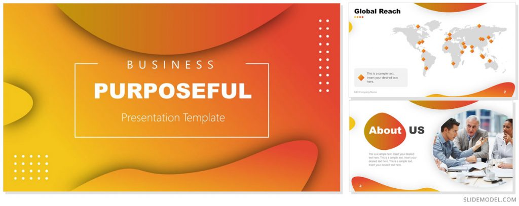 General Purpose PowerPoint Themes
