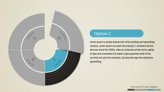 PowerPoint Editable Vinyl Records Shapes