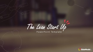 Lean Startup PowerPoint Theme
