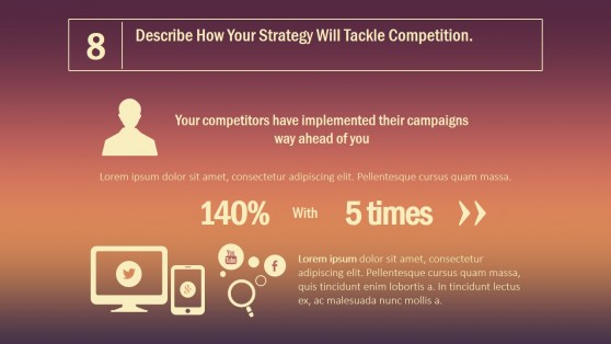 Inbound Marketing Competition for PowerPoint