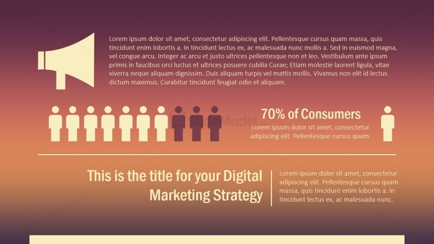 PPT Template Digital Marketing