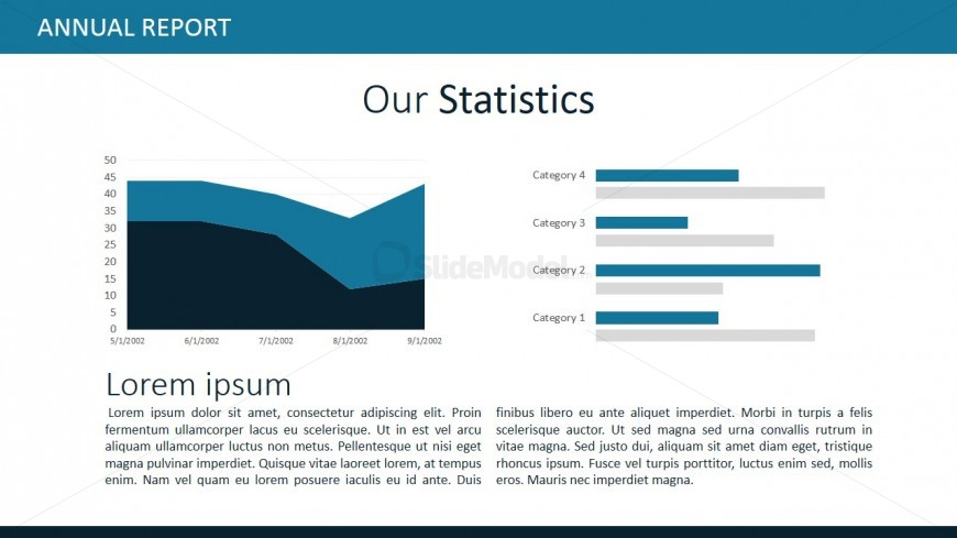 PPT Our Statistics Slide Design