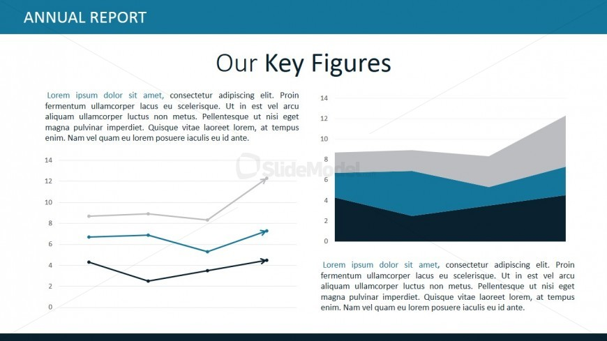 key figures powerpoint themes slidemodel