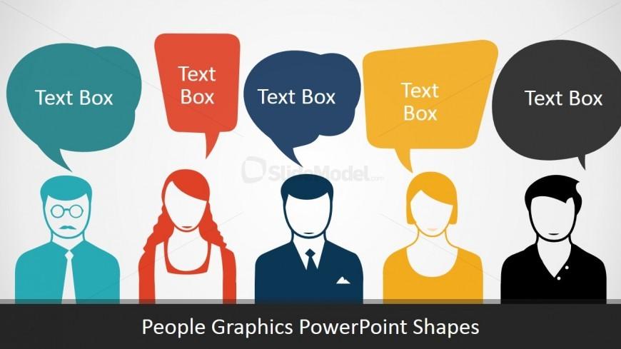 Person Avatars Clipart for PowerPoint - SlideModel