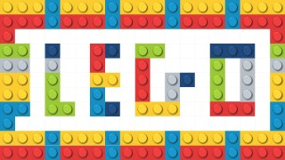 PPT Shapes Lego Toy Pieces