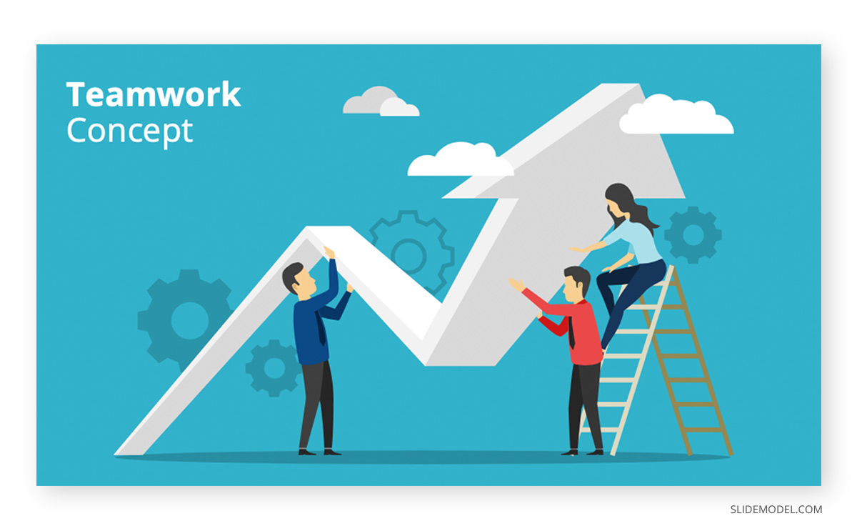Teamwork Concept PPT Presentation