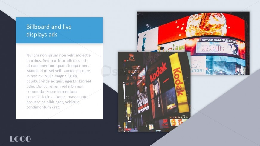 EffectIve Ads Marketing For PowerPoint Templates