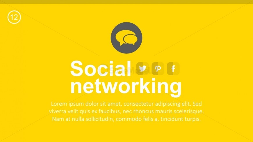 PPT Slide Social Networks