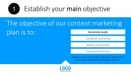 List of tools powerpoint templates table of contents - Marketing plan table of contents ...