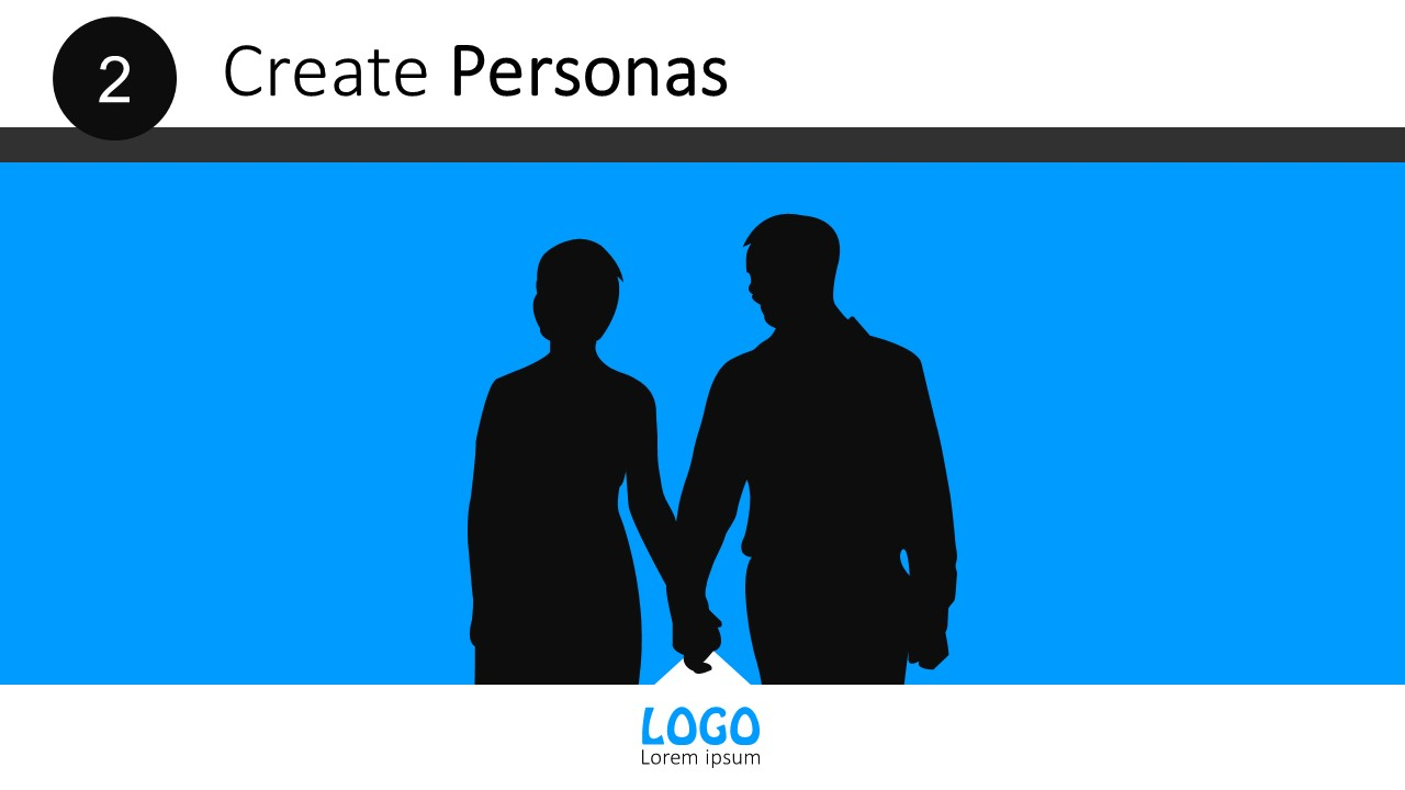 Marketing Buyer Persona PowerPoint Illustrations