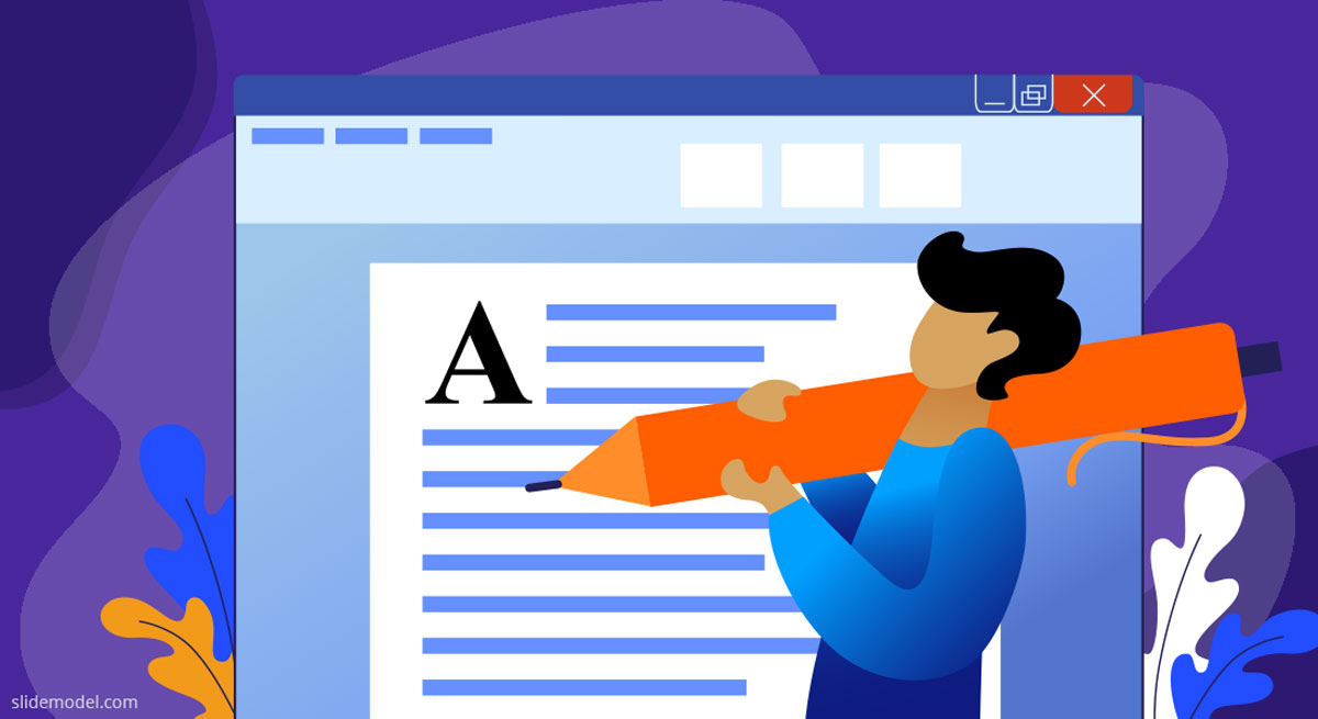 PowerPoint Templates Scene Essay Structure