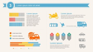 Supply Chain Management PowerPoint Icons And Shapes
