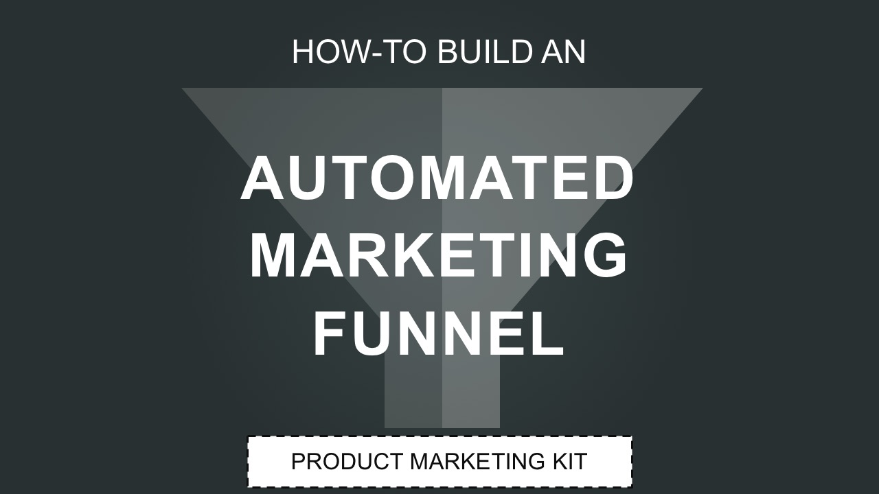 Automated Marketing Funnel PowerPoint Template
