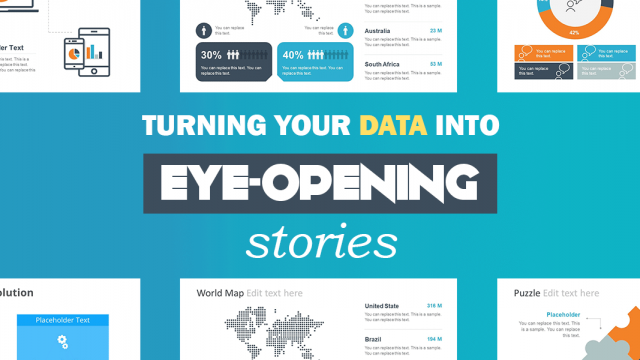 Turning Your Data into Eye-opening Stories