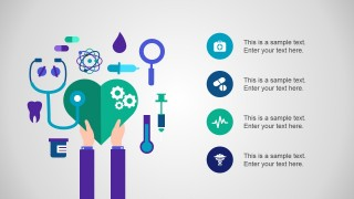 medical research powerpoint template - slidemodel, Presentation templates