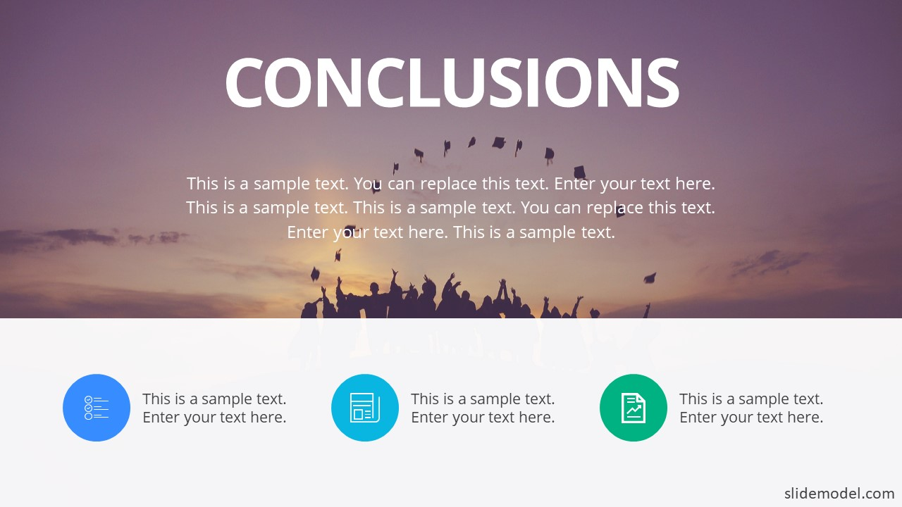 Conclusions Thesis PowerPoint Template