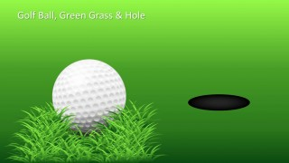Golf ball shapes for powerpoint slidemodel golf ball shapes for powerpoint template contains several slide designs with golf ball concepts this special design of a golf ball was entirely created in toneelgroepblik Image collections