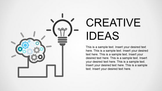 Business Metaphor PowerPoint Creative Ideas