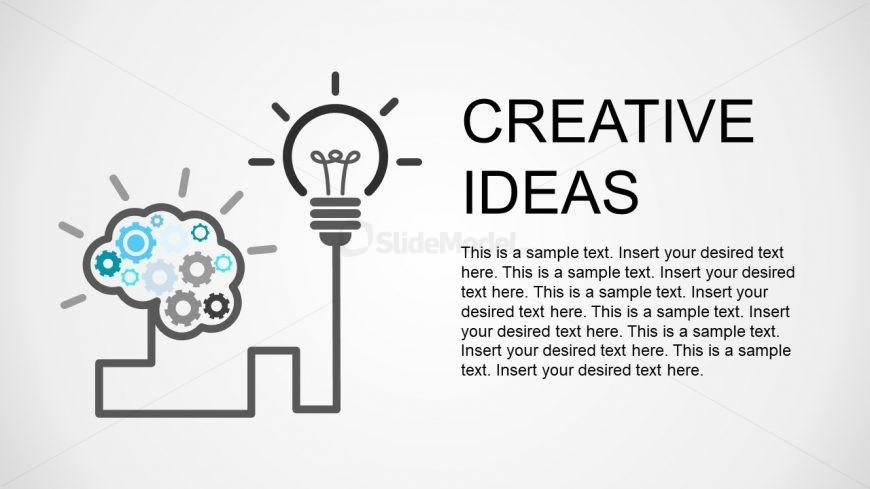 Business Metaphor PowerPoint Creative Ideas