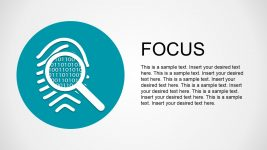 PowerPoint Shape Metaphor Focus
