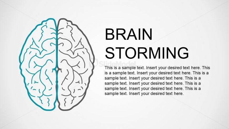 Creative Brainstorming Presentation Template