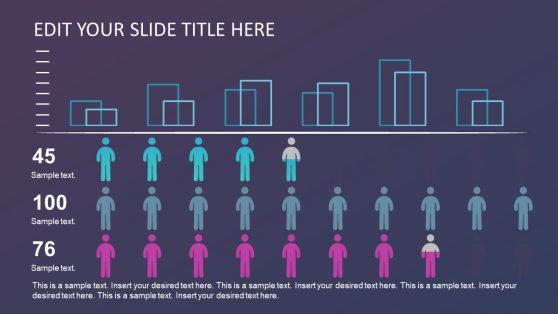 Infographic Marketing PowerPoint Diagram