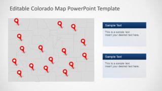 Presentation of Colorado Map