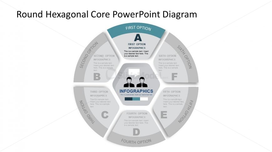 6 Segment Hexagonal Core PPT