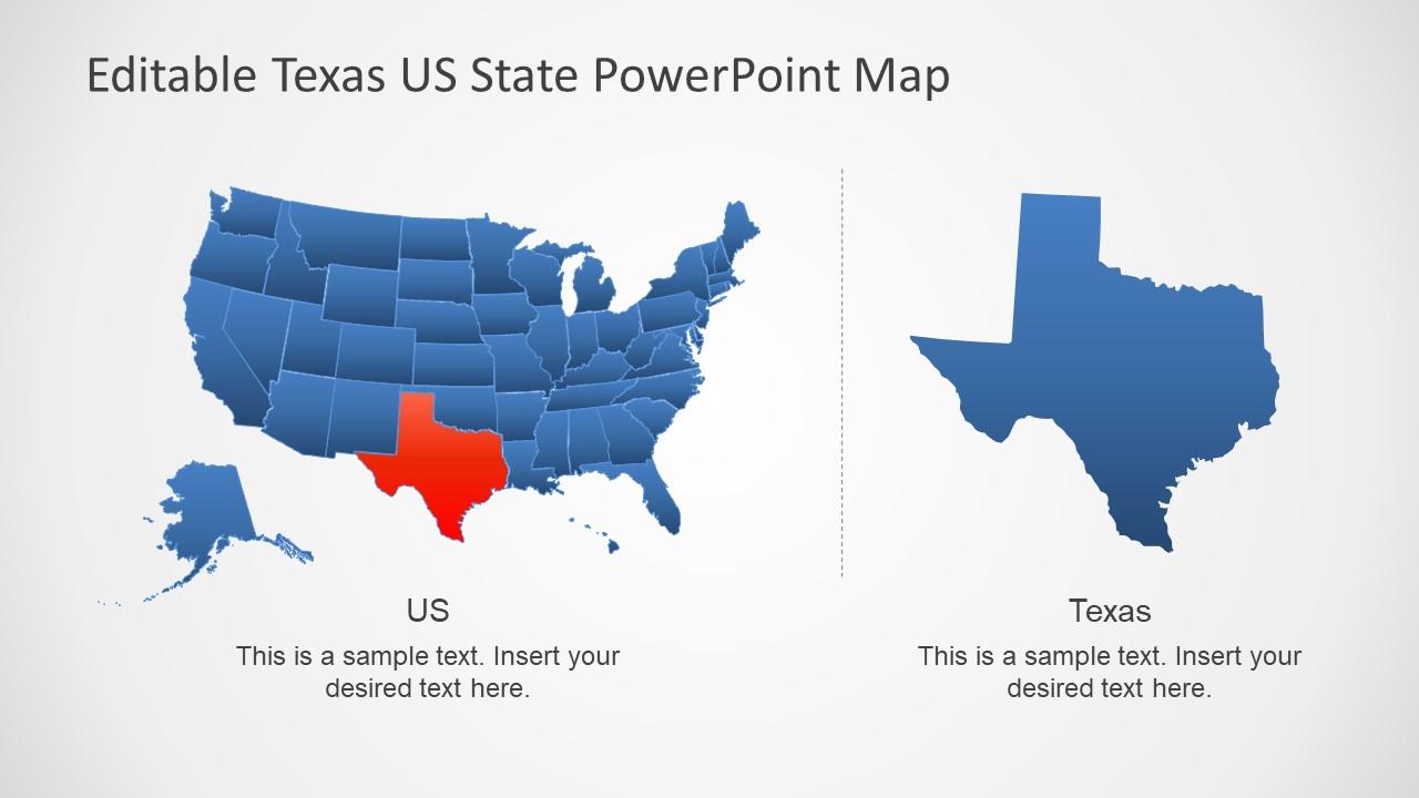 powerpoint usa states presentation