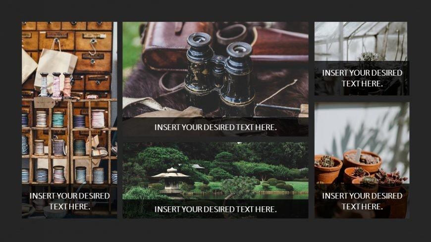Business Visual Content Catalog Design