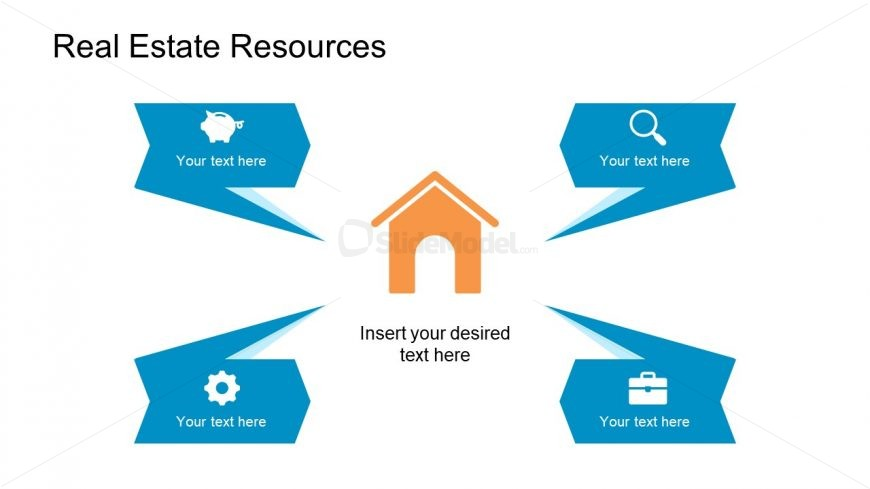 4 Segment House Diagram