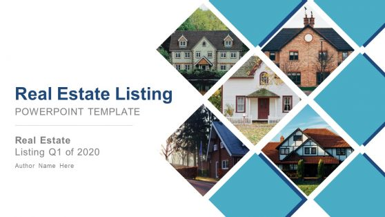 Company Real Estate PPT