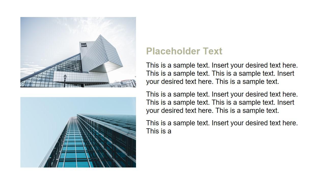 Corporate Slide Deck PPT Design